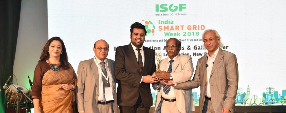 ISGF Innovation Award 2018